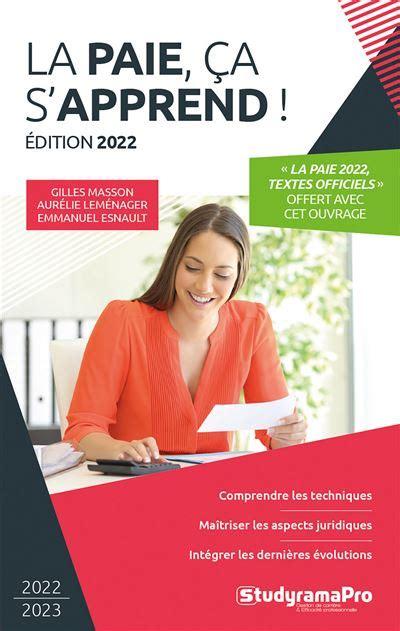 La Paie Ca Sapprend (ePUB/PDF) Free