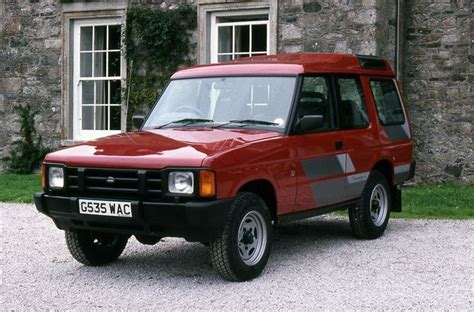 Land Rover Discovery 1989 1998