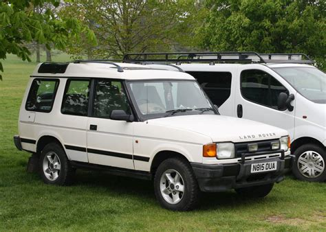 Land Rover Discovery 2 1995 2007 Factory Service Repair Manual Pdf ...