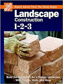 Landscape Construction 1 2 3 Build The Framework For A Perfect Landscape With Fences Walls And More Expert Advice From The Home Depot