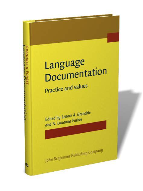 Language Documentation Grenoble Lenore A Furbee N Louanna (ePUB/PDF)
