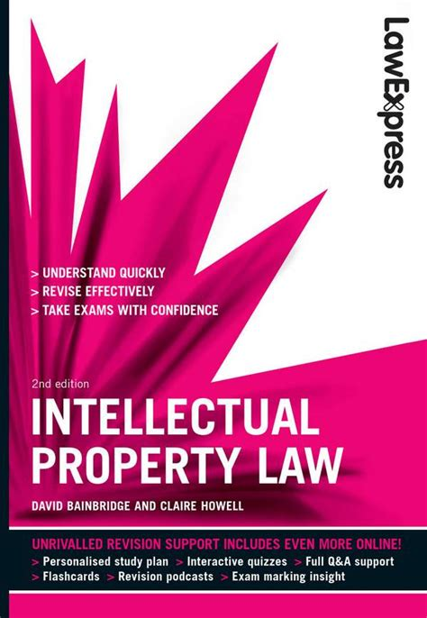 Law Express Intellectual Property Law 5Th Edn