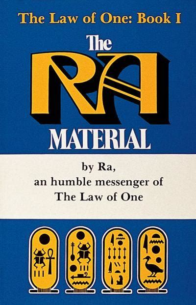 Law Of One Book Iii