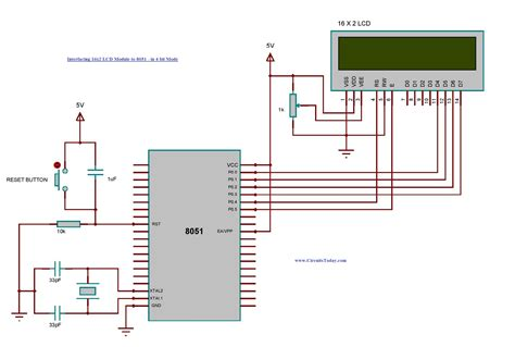 Lcd Screen Circuit Diagram (ePUB/PDF) Free