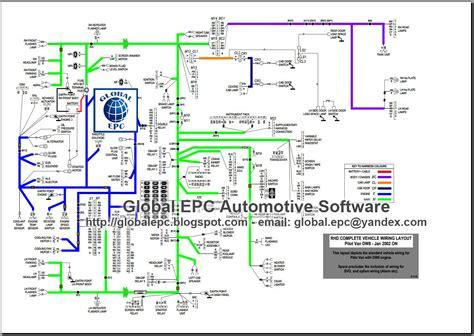 ldv ignition switch wiring diagram
