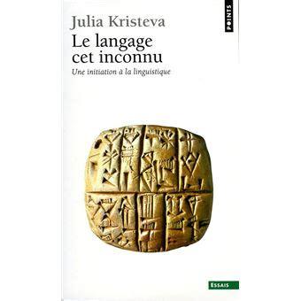 Le Langage Cet Inconnu Une (ePUB/PDF) Free