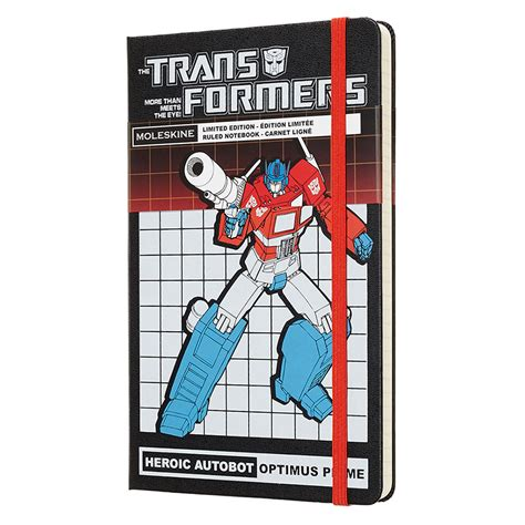 Le Notebook Transformers Lg Ruled Megatron Lg (ePUB/PDF)