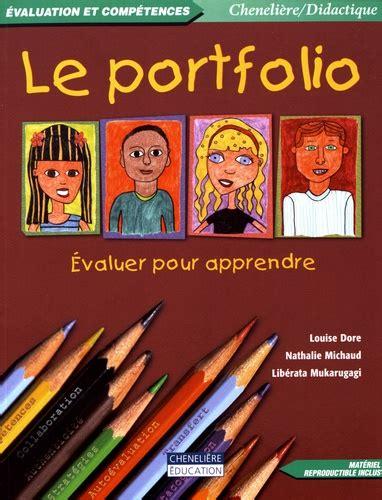 Le Portfolio Evaluer Pour (ePUB/PDF)