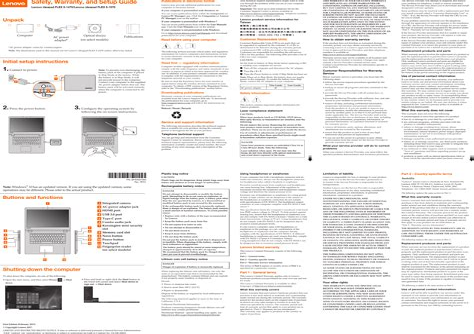Lenovo Owners Manual ePUB/PDF
