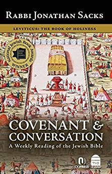 Leviticus The Book Of Holiness Covenant And Conversation 3 English Edition