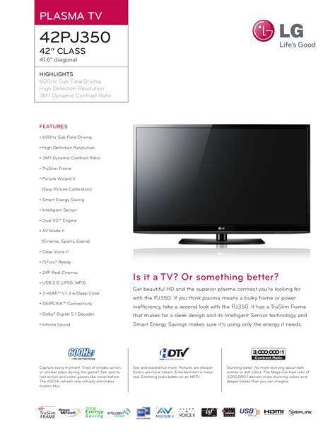 Lg Lcd Tv Manual (ePUB/PDF)