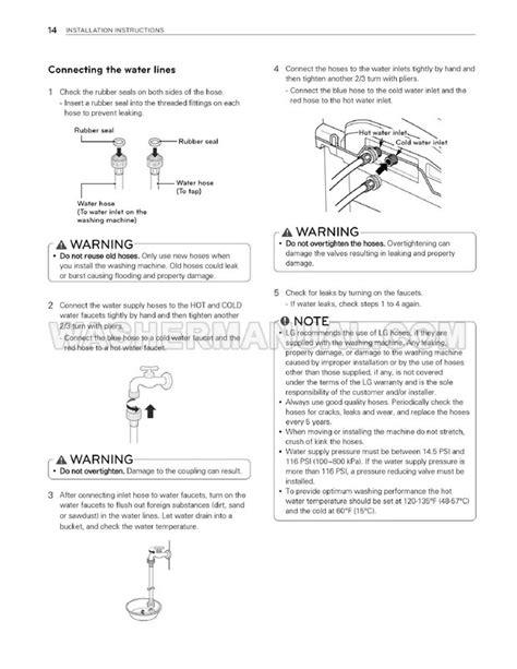 Lg Wt5070cw Manual (ePUB/PDF) Free
