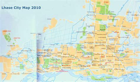 Lhasa City Map (ePUB/PDF) Free
