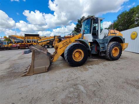 Liebherr L554 Wheel Loader Operation Maintenance Manual Serial ...