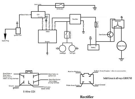 lifan 1p52fmh wiring diagram