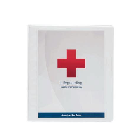 Lifeguard Instructors Manual (ePUB/PDF)