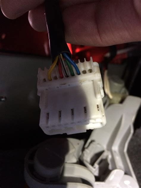 light wiring for toyota