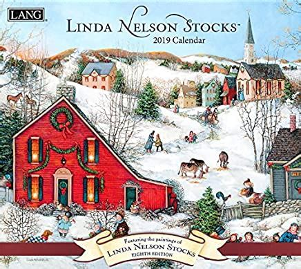 Linda Nelson Stocks 2019 Calendar Bonus Free Download