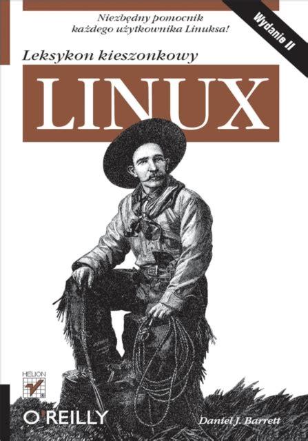 Stupendous Linux Leksykon Kieszonkowy Wydanie Ii Barrett Daniel J Epub Pdf Wiring Cloud Inamadienstapotheekhoekschewaardnl