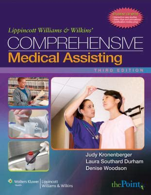 Lippincott Williams Wilkins Comprehensive Medical Assisting With CD