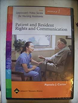 Lippincotts Video Series For Nursing Assistants Grooming Module 8