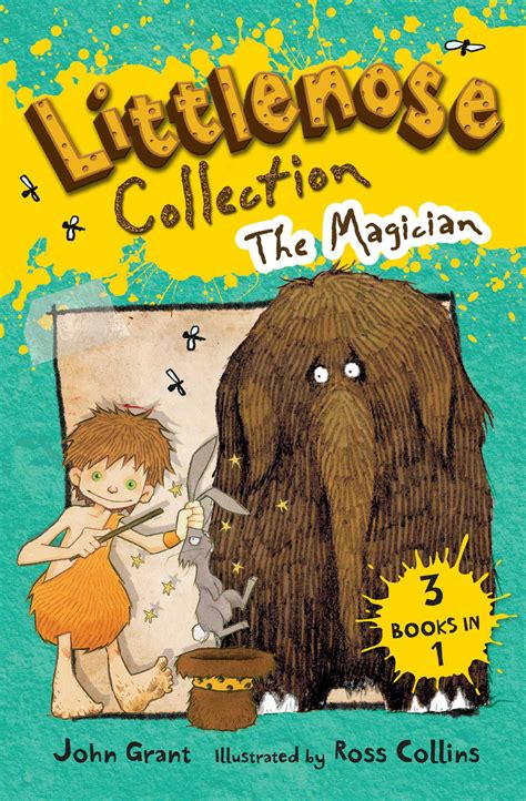 Littlenose Collection The Magician Grant John Collins Ross (ePUB/PDF