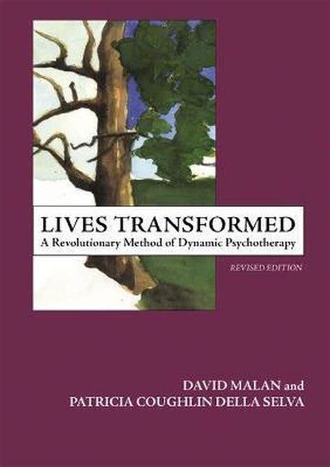 lives transformed malan david della selva patricia c