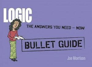 Logic Morrison Joe (ePUB/PDF)