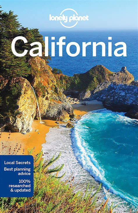 Lonely Planet California Travel Guide English Edition