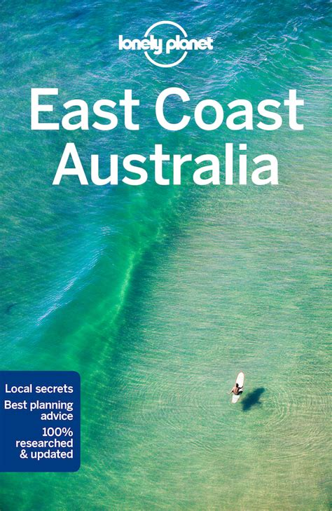 Lonely Planet East Coast Australia Travel Guide English Edition