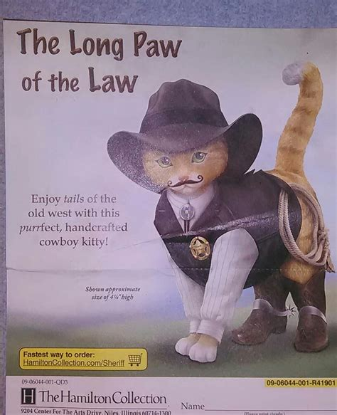 Long Paw Of The Law Four Book Cozy Mystery Set (ePUB/PDF)