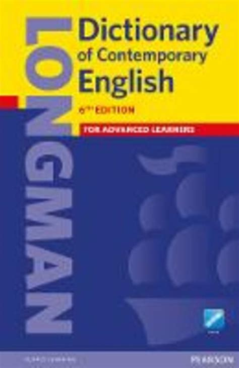 Longman Dictionary Of Contemporary English Con Aggiornamento Online