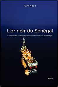 Lor Noir Du Senegal Comprendre Lindustrie Petroliere Et Ses Enjeux ...