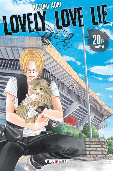 Lovely Love Lie Vol 3