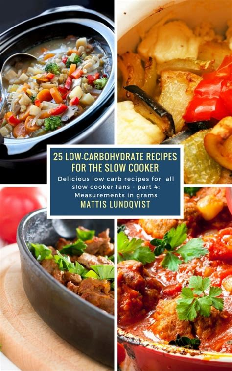 Low Carb Cookbook Delicious Low Carb Recipes For All Occassions