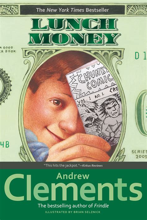 Lunch Money Clements Andrew Selznick Brian (ePUB/PDF)