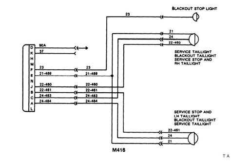 Fabulous M416 Wiring Diagram Epub Pdf Wiring Digital Resources Indicompassionincorg