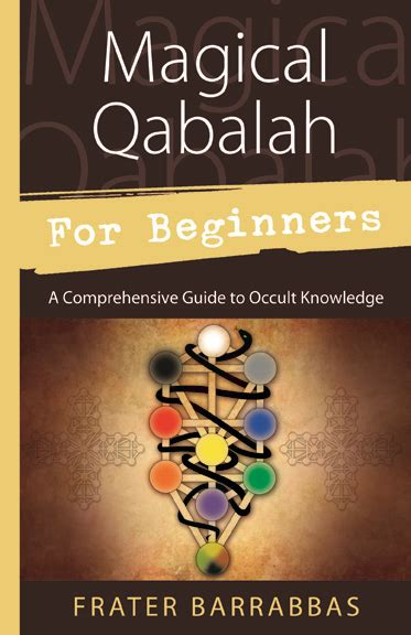 Download Magical Qabalah For Beginners A Comprehensive Guide To