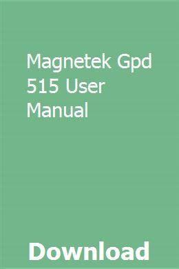 Admirable Magnetek User Manual Epub Pdf Wiring Digital Resources Sapredefiancerspsorg