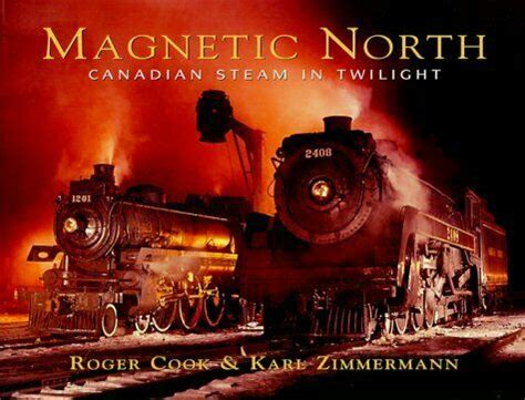 Magnetic North Canadian Steam In Twilight