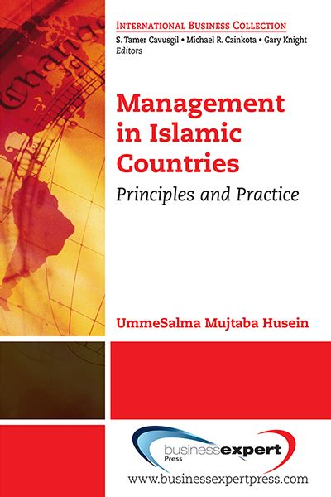 8ec265849c1 Management In Islamic Countries Husein Ummesalma Mujtaba | Pdf/ePub ...
