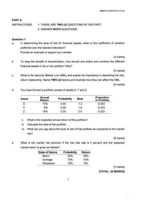 Download Managerial Finance Exam Questions From server1ramd cosvalley de
