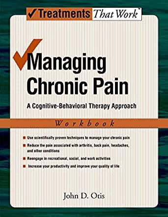 Terrific Managing Chronic Pain A Cognitive Behavioral Therapy Approach Wiring 101 Archstreekradiomeanderfmnl
