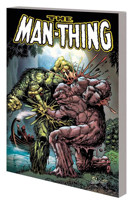 Manthing By Steve Gerber The Complete Collection Vol 2