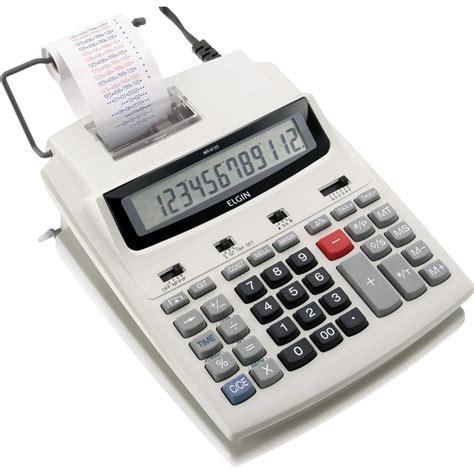 Manual Calculadora Elgin Mr 6125 (ePUB/PDF) Free