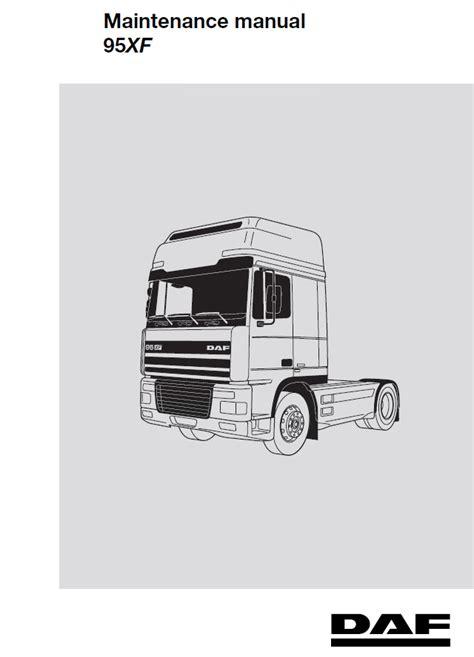 Manual Daf Truck (ePUB/PDF)