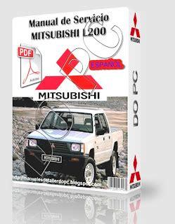 Manual De Mitsubishi L200 (ePUB/PDF)