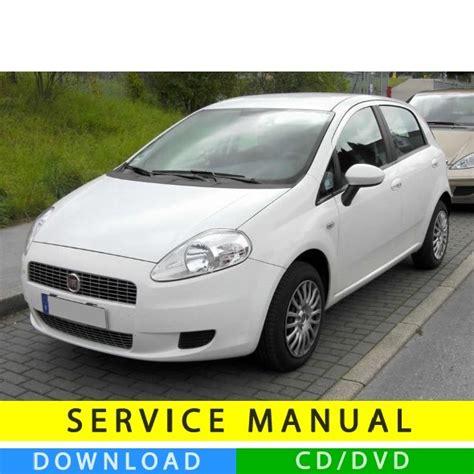 Manual Fiat Grande Punto 2012 (ePUB/PDF)
