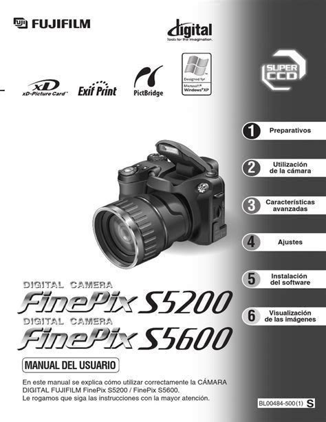 Manual Fujifilm S3300 Espanol (ePUB/PDF) Free