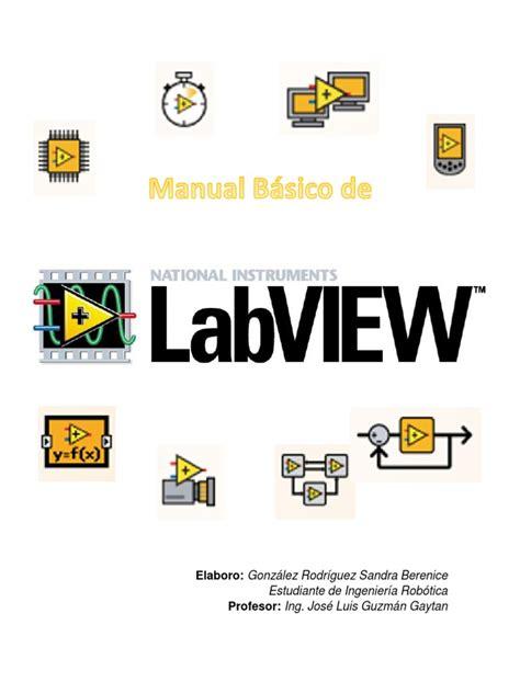Manual Labview Espanol (ePUB/PDF) Free